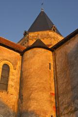 Villefranche sur Cher church