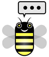 Talk bee