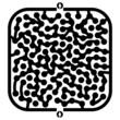 Circles maze