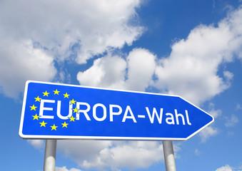 Wegweiser Europawahl 2014