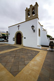 bell  teguise    church   arrecife