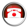Telefon Hotline Button