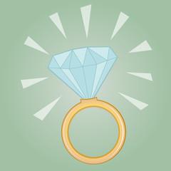 ring diamant schmuck