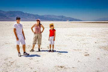 visiter la Death Valley