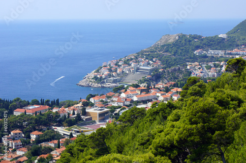 Dubrovnik from the top