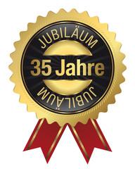 35 Jahre Jubiläum