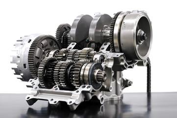 バイクエンジンの整備