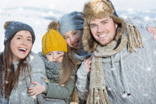 winter family