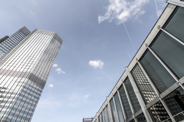Modern Architecture in Frankfurt am Main