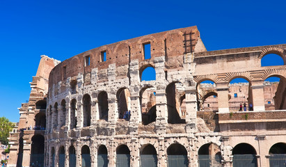 Colosseum in Rome