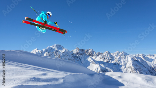 freestyle in Valmalenco (IT)