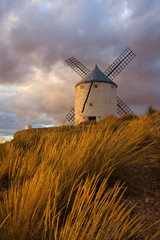 Windmills, Consuegra, Spain