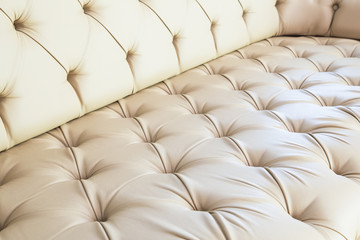 leather background (sofa)