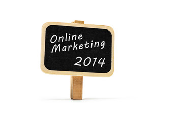 Online Marketing 2014