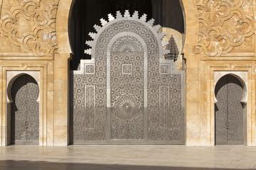 Orientalische Architektur in Marokko