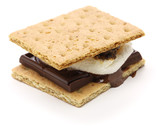 s'more, campfire treat