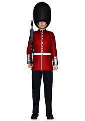 Royal British Guardsman