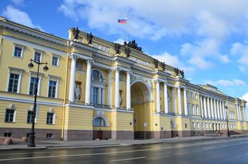 Санкт-Петербург, здание Конституционного суда РФ, Синода, Сената