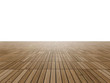 Parquet floor to horizon