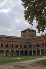 The Castle of Pavia