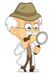 Professor Detective