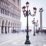Fototapety Venedig Markusplatz