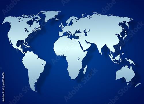 Dünya Haritası  2