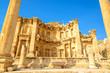 The Nymphaeum in Jerash, Jordan