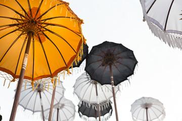 Tempel Schirm