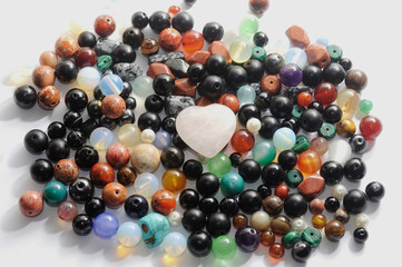 gemstones heart