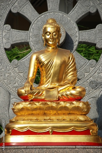 Image of Buddha  exotic Art of Thailand