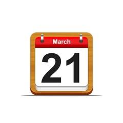 21 de Marzo.