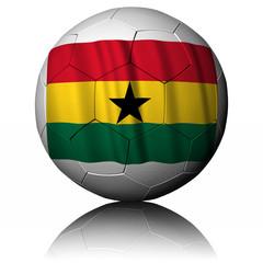 Pallone Calcio_Ghana