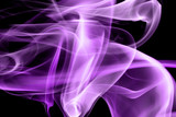 Purple smoke - 60347854
