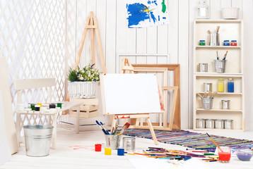 Art workshop for children
