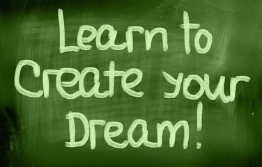 Learn To Create Your Dream Concept
