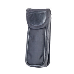 One black carrying pouch