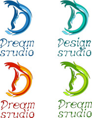 Template for logo