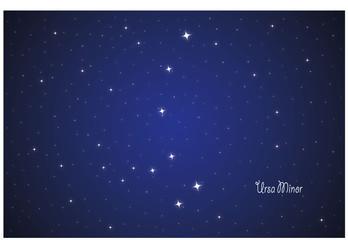 Constellation Ursa Minor