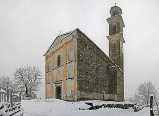 San Gottardo di Somasassa