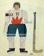 Постер, плакат: Хоккей
