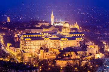 Budapest, Buda Catsle (Royal Palace)