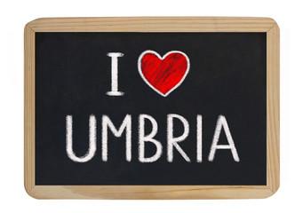 I love Umbria
