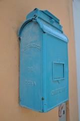 Cuban mailbox