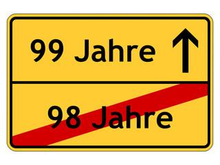 99. Geburtstag