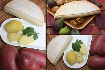 Reblochon - Pommes Vapeur