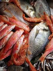 pesce misto di mare