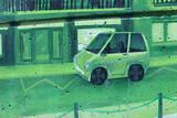 graffiti coche 2812-f14