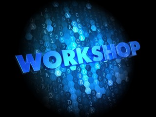 Workshop on Dark Digital Background.