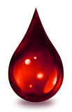 blood drop - icon
